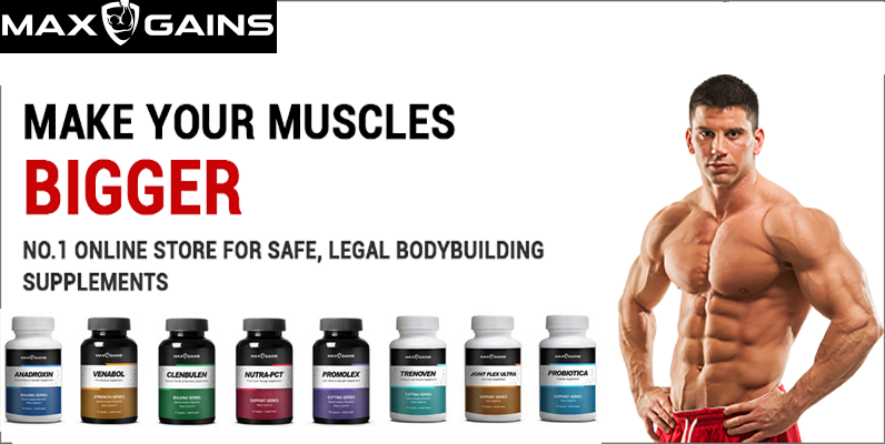 Max Gains Reviews , Steroids & Supplements Benefits & Side Effect!