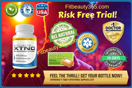 Activated XTND Male Enhancement-Improve Overall Masculine Features!