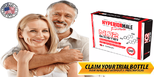 Hyperion Male No2 Booster Pills Ingredients, Price, Benefits & Side Effects Where To Buy?