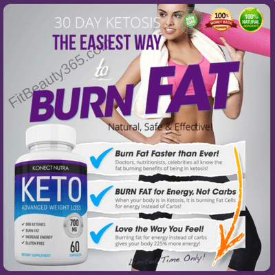 Konect Nutra Keto-Burn Fat & Lose Weight Where To Buy?