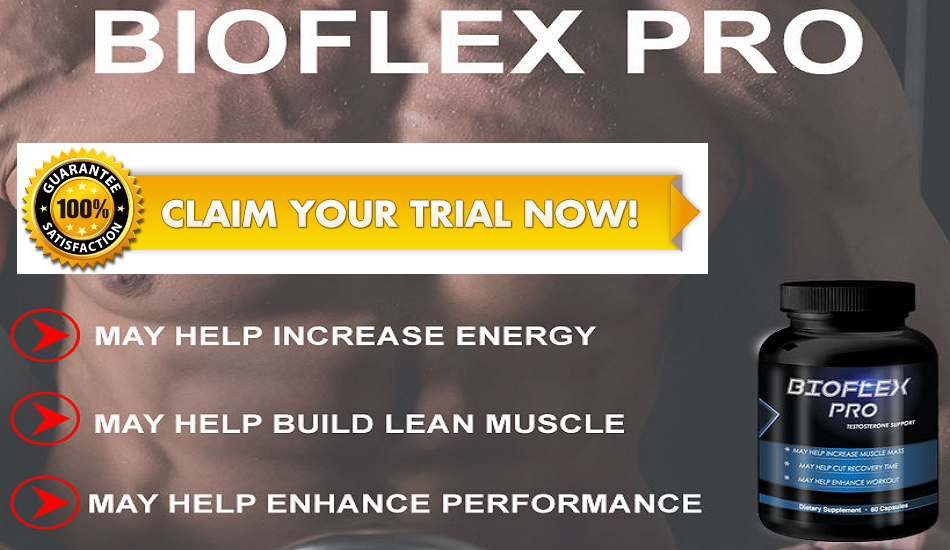 BioFlex Pro Supplement-Make Your Body Stronger Naturally