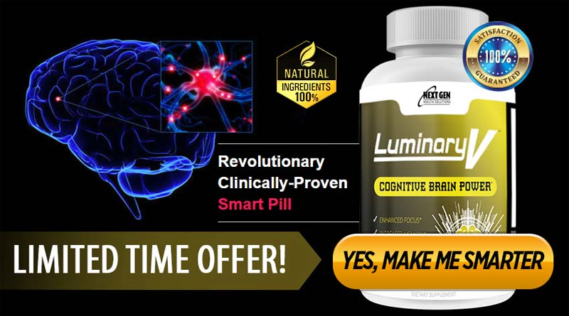 Luminary V Review – Boost Brain's potential | Buy Now!