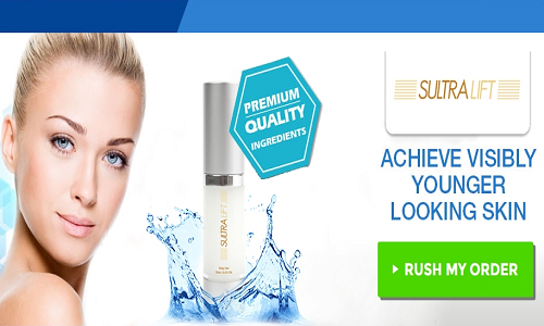 Sultra Lift Skin Cream – Hurry 100% Risk Free Trial Available Here
