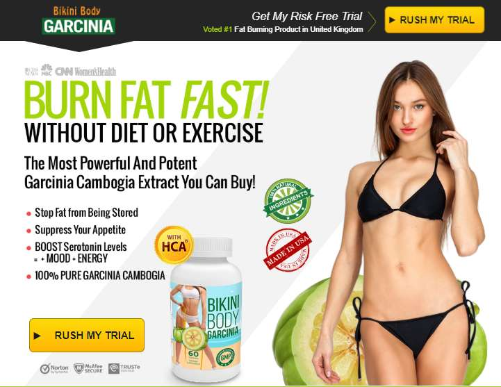 Bikini Body Garcinia – Weight Loss Diet Pills Benefits, Price & Side Effects!