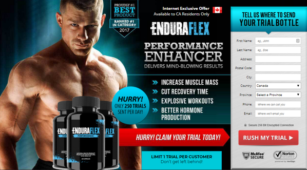 EnduraFlex Testosterone Booster Reviews: Ingredients & Side Effects!